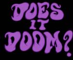 DoesitDoom? Logo